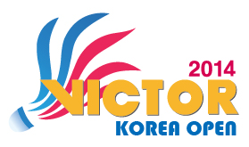 Victor Korea Open 2014 - Quarter Final video streaming